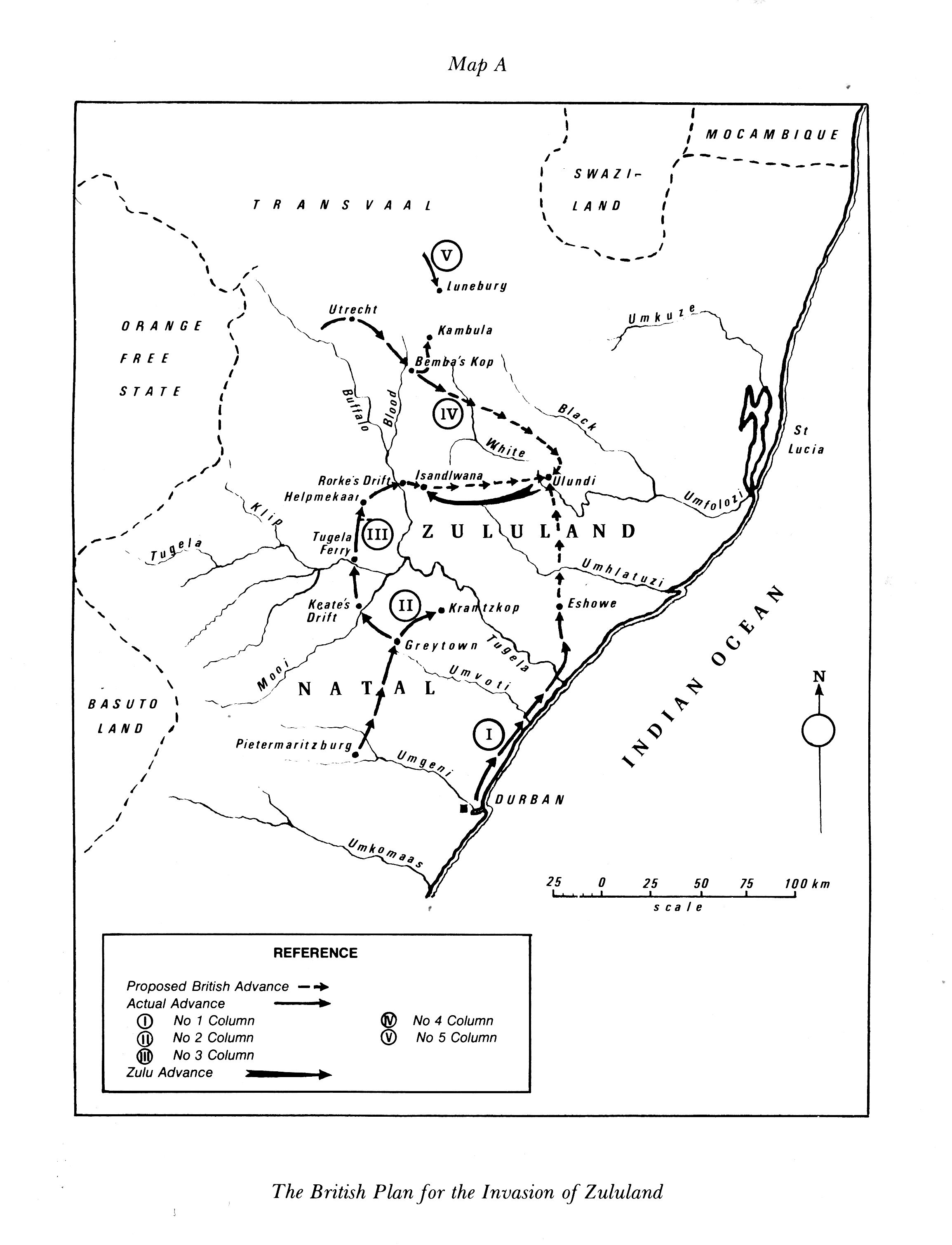 South African Military History Society - Journal - The Anglo-Zulu War of 1879 - Isandlwana and Rorke's Drift
