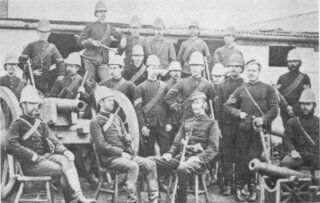 South African Military History Society - Journal - The Artillery of