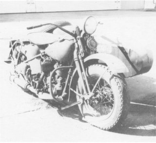 HARLEYS IN KHAKI - South African Military History Society