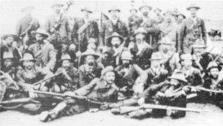 Van die opgekommandeerde gatsranders, 1899