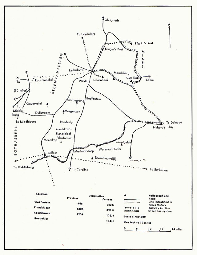 WIRE AT WAR - Signals communication in the South African War 1899 ...