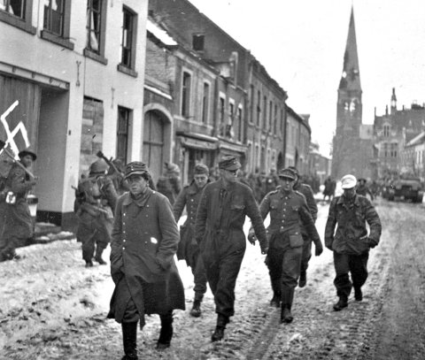 the nazi occupation of holland essay Ronald c rosbottom depicts the limits of the parisian response to nazi occupation  a history of paris during nazi occupation  of the washington post,.